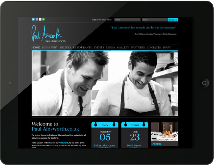 paul-ainsworth-website-design-cornwall