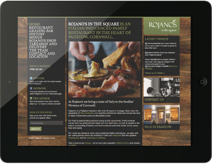 rojanos-website-design-development-cornwall